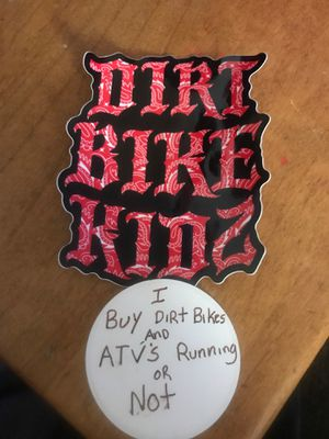 Quads and dirt bike for Sale in Jamul, CA
