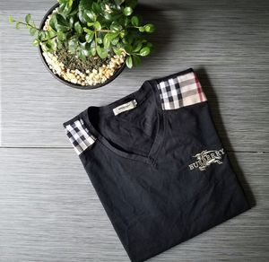Burberry Mens Vneck Shirt for Sale in New York, NY