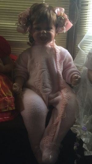 Rare Fayzah Spano Dolls!! These are collectible dolls, never played with, well kept and displayed in large retail glass cases. I have a huge collect for Sale in North Tonawanda, NY