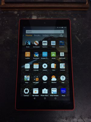 Amazon tablet fire hd 8th gen for Sale in Hollywood, FL