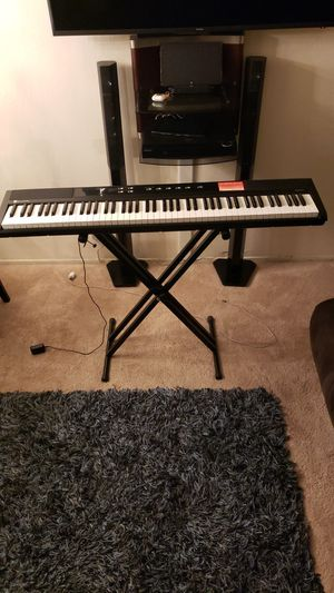 William's Legato 88 key piano keyboard for Sale in Fremont, CA