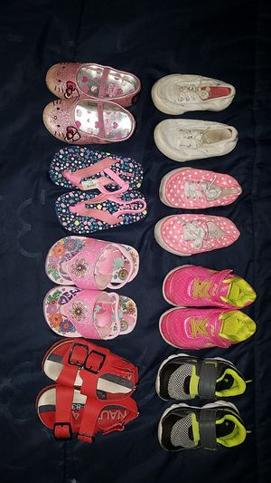 6C toddler shoes for Sale in Vancouver, WA