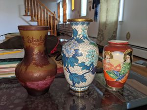 Antique Asian Vases for Sale in North Providence, RI