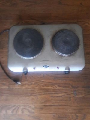Plug in stove. for Sale in San Diego, CA