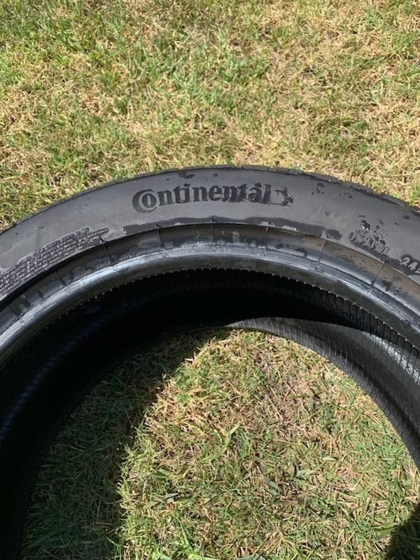 Continental Tire - Almost New