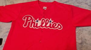 Phillies game day/old school jersey for Sale in Lake Park, NC