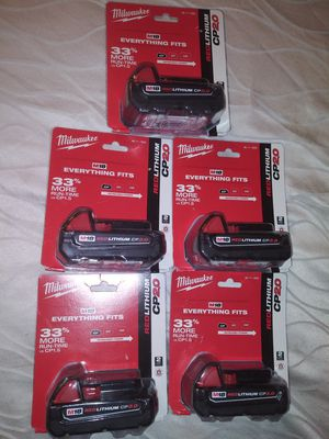 Milwaukee M18 CP2.0 (48-11-1820) for Sale in Phillips Ranch, CA