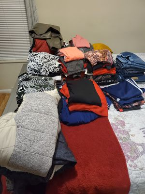 Jackets&Vests&Shirts&Leggings &Jeans&Dresses &Skirts for Sale in Arvada, CO