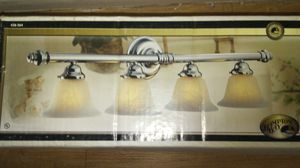 BRAND NEW HAMPTON BAY BATH FIXTURES LIGHTS for Sale in Clearwater, FL