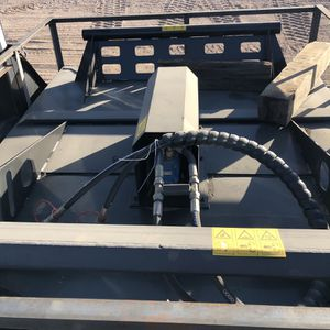 2020 Mower King Brush Cutter for Sale in Apple Valley, CA