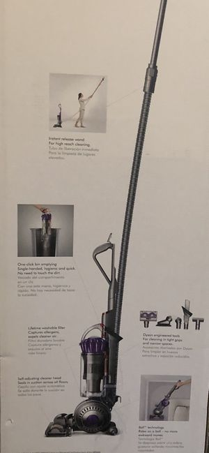 Dyson Slim Ball Animal Vacuum W/ Extra tools for Sale in Springfield, VA