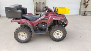 Kawasaki Brute force 4x4 750 for Sale in Mount Hope, KS
