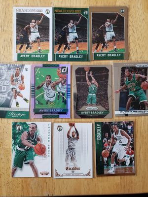 Avery Bradley Boston Celtics NBA basketball cards for Sale in Gresham, OR