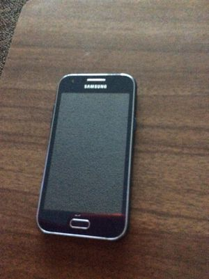 Samsung Verizon Smartphone SM-J100vpp can't use with Verizon good for Mexico service for Sale in National City, CA