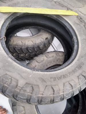3 275/65R18 s for sale for Sale in Elkins, WV
