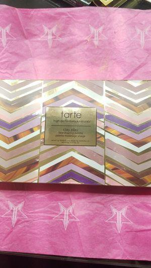 Tarte high performance naturals clay play palette for Sale in San Bernardino, CA