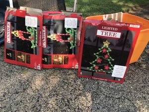 Christmas decorations for Sale in West Chicago, IL