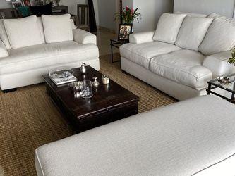 3 Piece Living Room Sofa Set for Sale in Miami,  FL