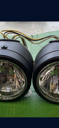 Brand New In The Box Dominator Headlights With 43mm Brackets. Street Fighter Or Whatever! for Sale in Sherwood,  OR