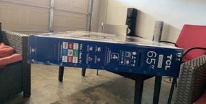 65 TV INCH TLC ROKU for Sale in Walnut, CA