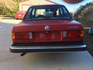 Bmw 3 Series E30 325e 1987 for Sale in Covington, GA