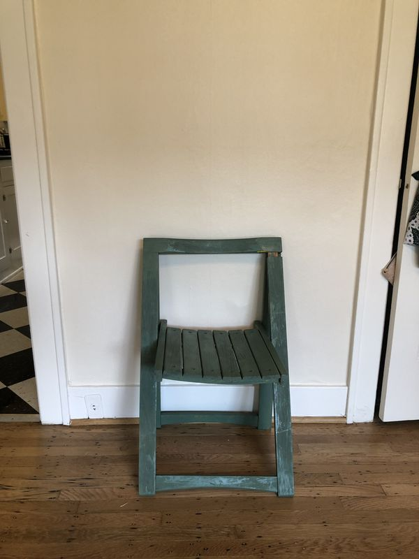 Vintage Stadium Chair
