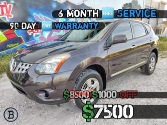 2014 Nissan Rogue Select S 40k $7500 for Sale in Miami,  FL