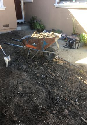 Free soil for Sale in San Jose, CA