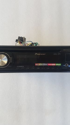 Pioneer DEH-X3500UI CD Receiver for Sale in Santa Ana, CA