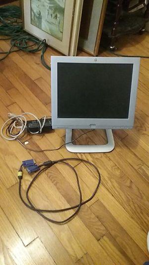 """14"""" Computer Monitor w/cords for Sale in Orlando, FL"""
