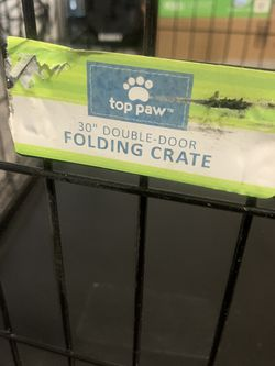 Double Door Medium Sized Dog Kennel for Sale in Kent,  WA