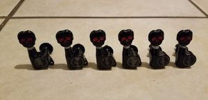 Legator Tuners with Skull Knobs (6 string) for Sale in Madera, CA