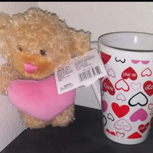LOVE Plush in Latte Mug- New for Sale in Phoenix, AZ