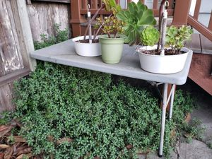 Free folding table for Sale in San Francisco, CA