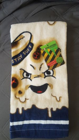 Ghost busters kitchen towel for Sale in La Puente, CA