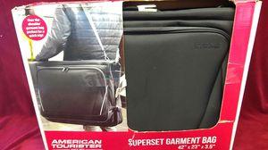 American Tourister Superset Garment Bag for Sale in Las Vegas, NV
