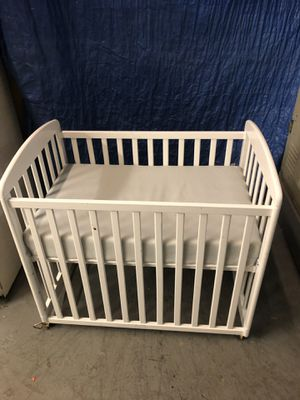 Baby crib small for Sale in Washington, DC