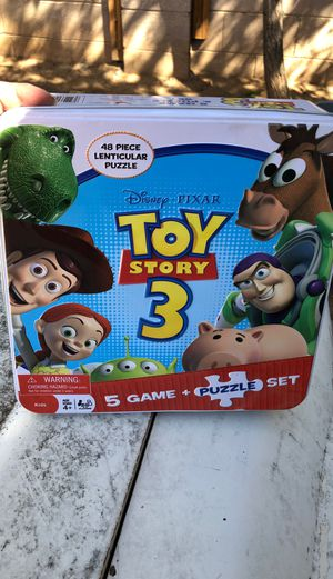 Toys story game set for Sale in Albuquerque, NM