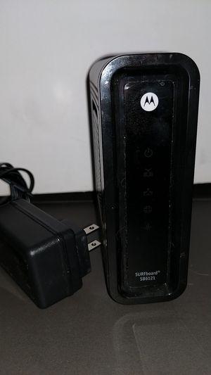 Motorola SURFboard SB6121 Cable modem for Sale in Beaverton, OR
