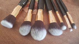 high quality 7pcs mermaid makeup brushes set for Sale in Los Angeles, CA