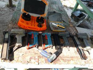 Good air guns nail gun for Sale in Orlando, FL