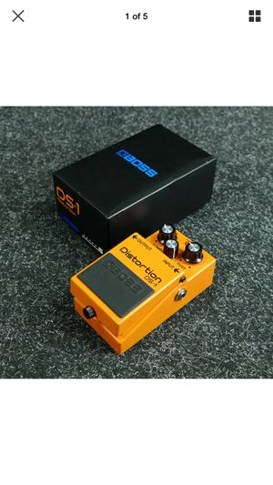 Boss DS-1 Distortion Pedal for Sale in Washington Township, NJ