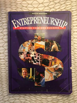 Entrepreneurship: Starting Your Own Business by Rodger Hutt for Sale in South Pasadena, CA