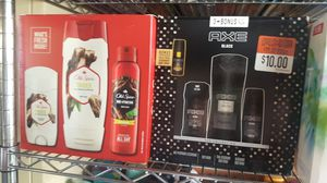 Axe and Old Spice sets for Sale in El Monte, CA