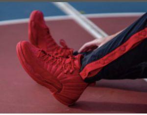 Red Jordan 12s for Sale in Sanger, CA
