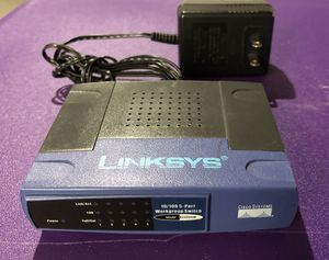 Linksys Network Switch for Sale in Longmont, CO