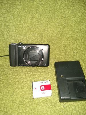 Sony hx9v hd digital camera for Sale in North Chesterfield, VA