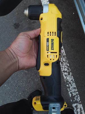 DEWALT 20V 3/8 RIGHT ANGLE DRILL for Sale in Imperial Beach, CA