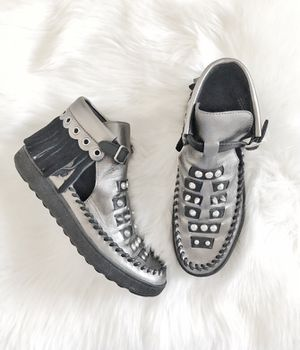 COACH Roccasin Cut Out Sneaker Ankle Boot Booties for Sale in Frisco, TX