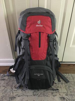 Deuter Futura Pro 42 Pack Backpack Bag for Sale in NO POTOMAC, MD